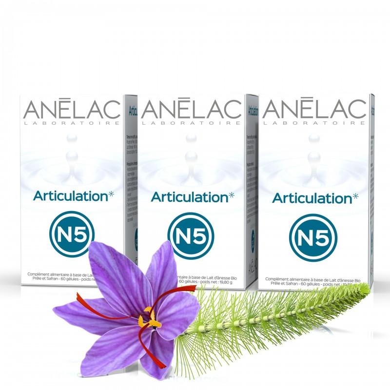 Pack Articulation N5 - Pack de 3 boîtes